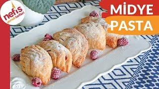 LEZZETİ OLAY!  Kremalı Midye Pasta Tarifi