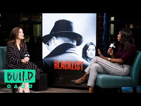 "Megan Boone On The Sixth Season Of NBC's ""The Blacklist"""