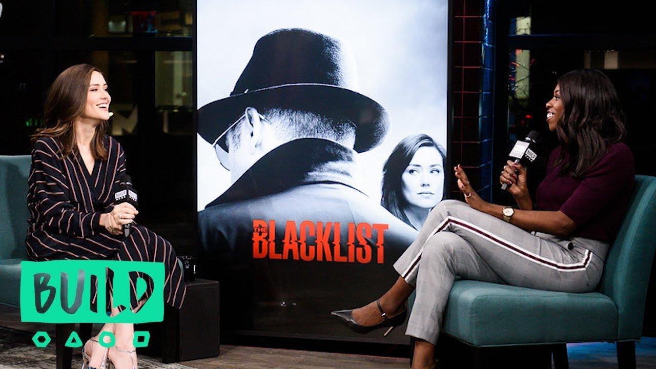 Megan Boone On The Sixth Season Of Nbcs The Blacklist Youtube