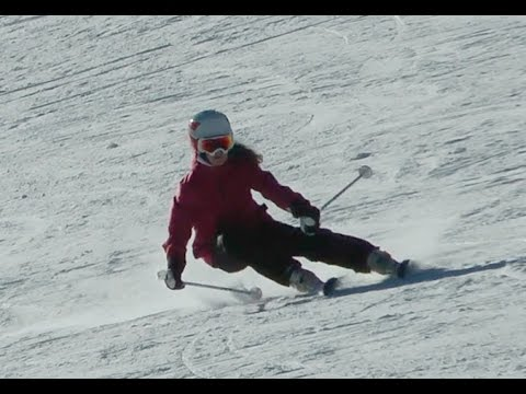 How to carve on skis | 3 common mistakes youtube.