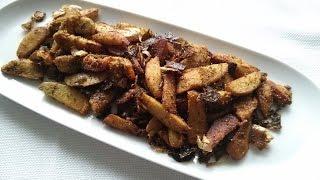 Arbi Stir Fry- South Indian Touch | Seppa Kizhangu Varuval | Colocasia Fry| Taro Root Fry
