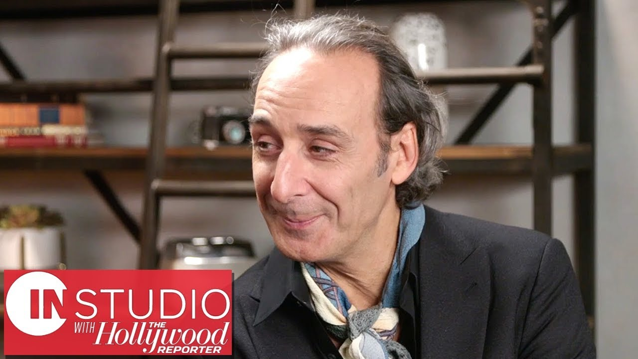 Alexandre Desplat on Wes Anderson Collab & Scoring First Western For 'Sisters Brothers' | In Studio