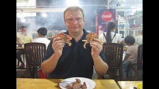 Шведский стол с морепродуктами в Нячанге Ешь сколько хочешь Вьетнам