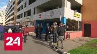 В Москве ведутся гаражные войны - Россия 24