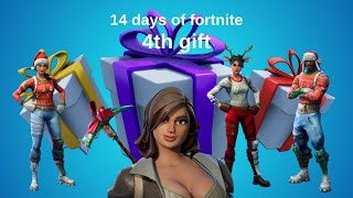 "SLIDE Gamemode & 4th Gift From ""14 days of Fortnite"" 🔴LIVE NOW🔴"