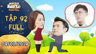 Ngôi sao khoai tây|tập 92 full: Khánh Toàn tranh thủ cầu hôn Song Nghi trong lúc Hoàng Vũ nhập viện?