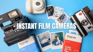 Polaroid Film Camera Review - Are Polaroid Cameras Worth it? - Instant Film Examples