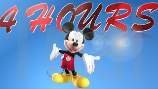 Watch Disney Cartoons 4 HOURS ۩۞۩ Mickey Mouse, Donald Duck, Goofy & Pluto HD Клуб Микки Мауса