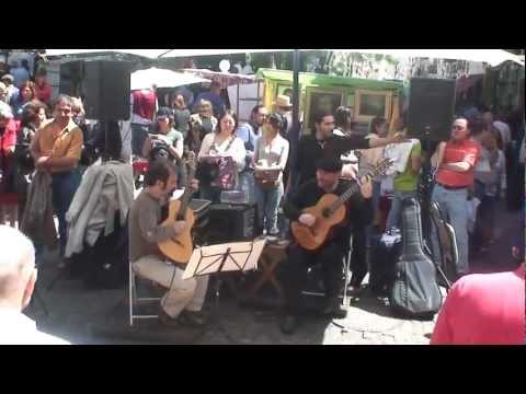 San Telmo Flea & Antiques Market - Feria de San Telmo, Buenos Aires