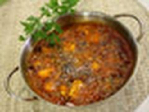 Zarzuela de pescado y marisco v deo receta 24 aqu coci for Cocinar zarzuela