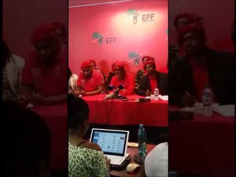 EFF PRESS BRIEFING