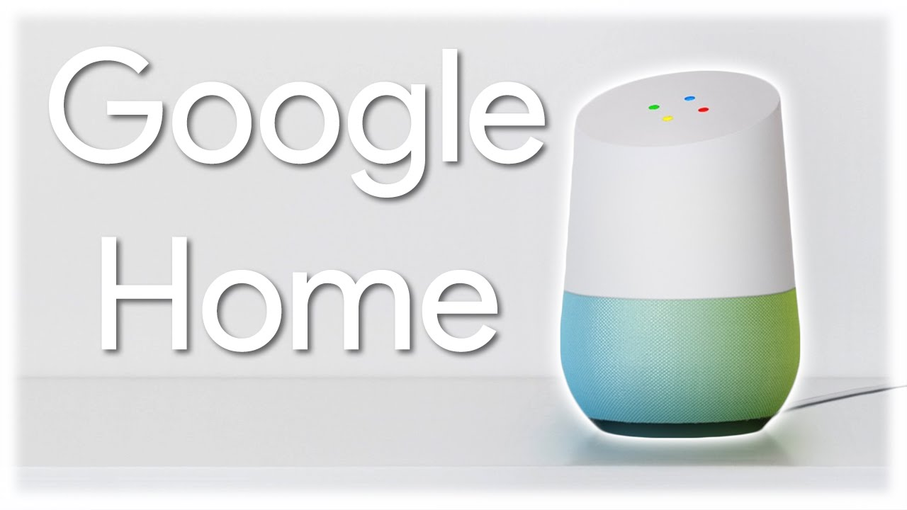 Google home cool new product by google youtube for Cool house products
