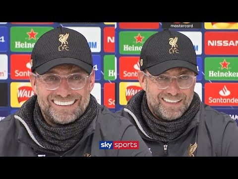 Jurgen Klopp reacts to Liverpool's 'unbelievable' 4-0 comeback against Barcelona