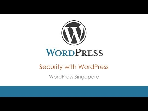WordPress Security - WordPress Singapore