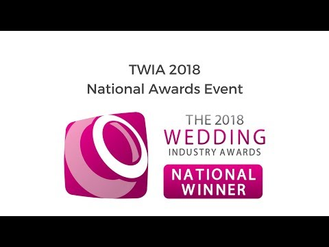 Wedding Industry Newcomer of the Year - TWIA 2018 NATIONAL WINNER