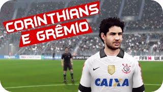 FIFA 14 - Corinthians e Grêmio #04 [XBOX ONE] TotalArmy