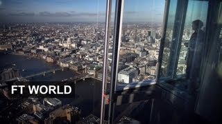 The Shard's Steep Views | FT World