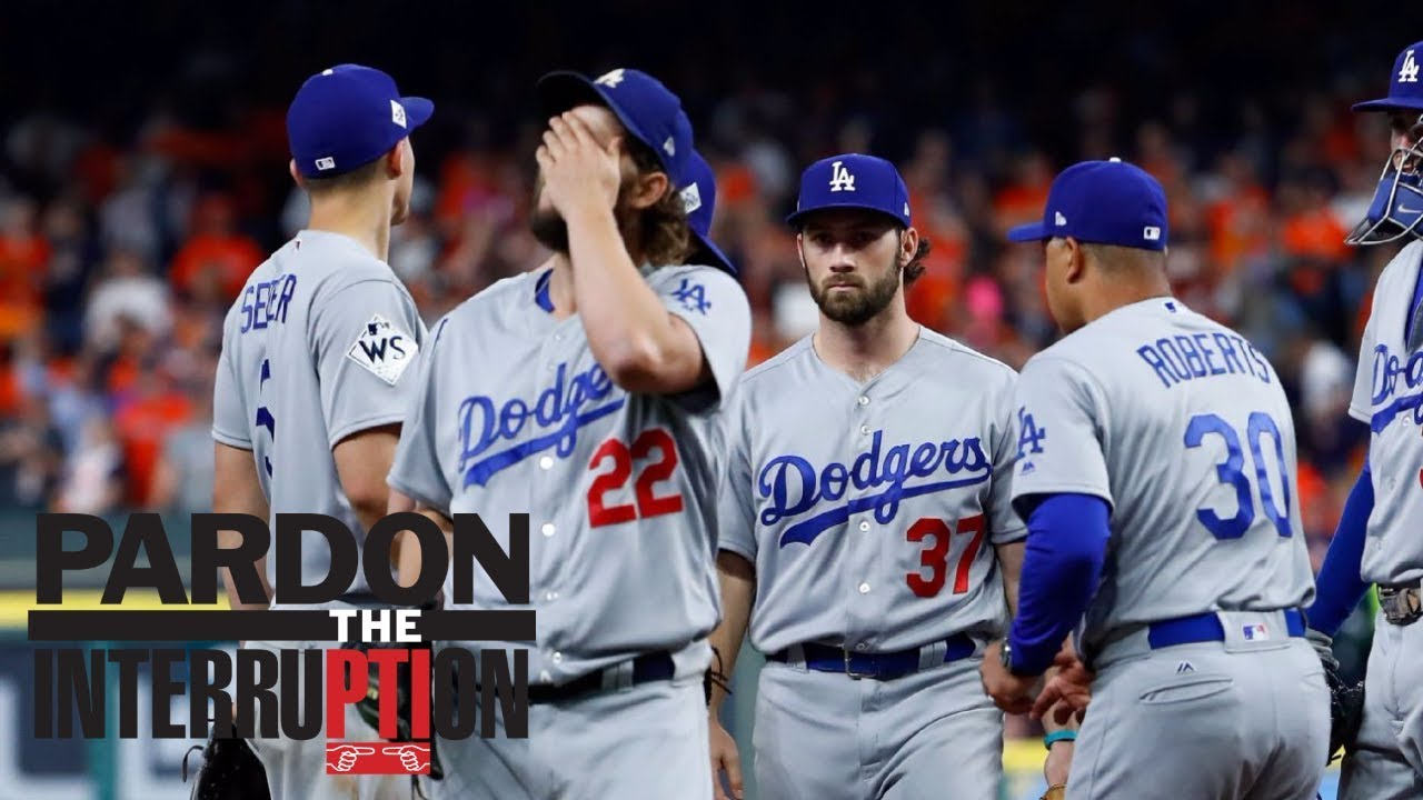 Clayton Kershaw and Dodgers are not failures | Pardon The Interruption | ESPN