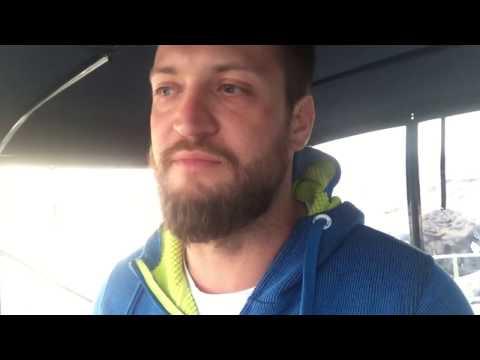 Москва - Сочи по воде (эпизод 9: Болгары, проблемы с двигателем)