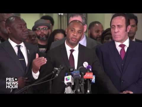 WATCH: Family of Stephon Clark to release results of independent autopsy
