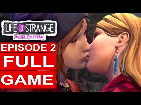 LIFE IS STRANGE BEFORE THE STORM Episode 2 Gameplay Walkthrough Part 1 FULL GAME - No Commentary