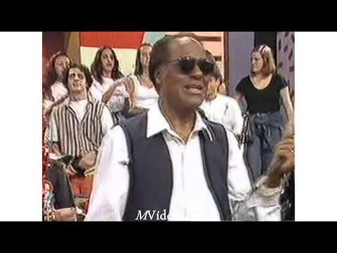 Carlos Gonzaga canta Oh Carol! ao vivo no Programa Livre - 1993 /  Arquivo pessoal