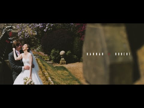 Hoghton tower wedding video -  Hannah & Robert