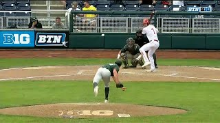 Top 5 Plays from Day 2 | 2018 Big Ten Baseball Tournament