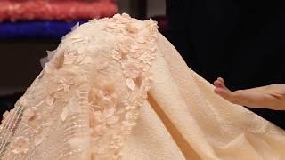 выбираем ткань для свадебного платья. Часть 2