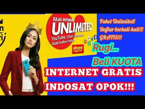 Heboh Internet Gratis Indosat 0 Pulsa 0 Kuota Terbaru