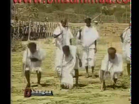 Borana traditional play (Faaru Looni)