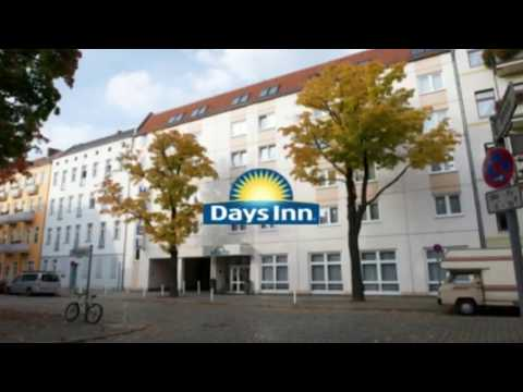 Days Inn Berlin West Hotel Virtual Reality Experience 360° Tour in 3D