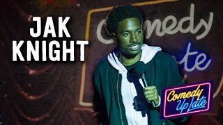 Jak Knight - Comedy Up Late 2017 (S5, E6)