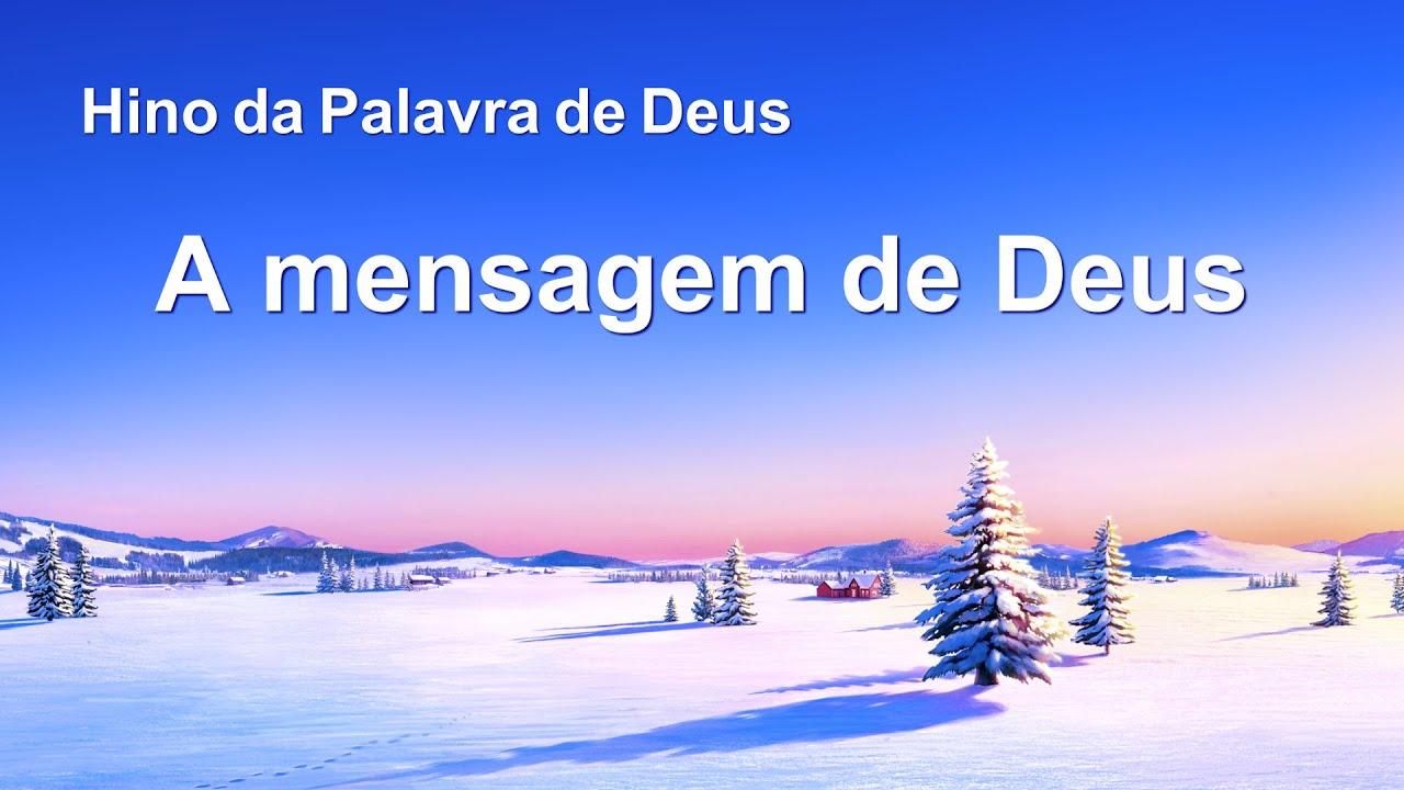 """Música gospel em português """"A mensagem de Deus"""""""