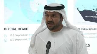 Abu Dhabi Ports talks to Arab Health TV