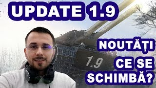 Update 1.9 - schimbari Tech Tree plus noutati - World of Tanks
