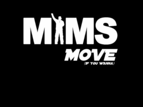 Move (if you wanna) Sped up