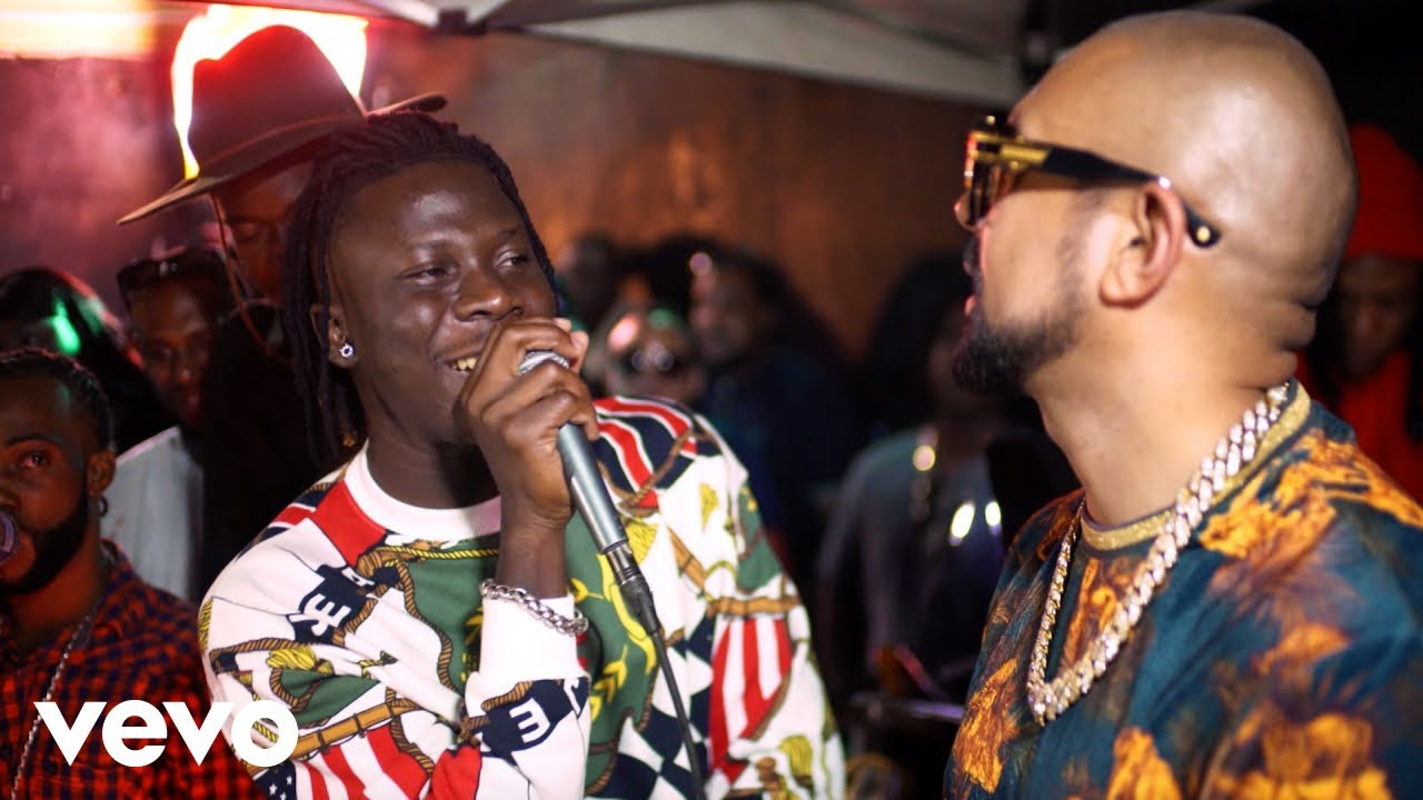 "Stonebwoy: ""Most Original"" Ft. Sean Paul"