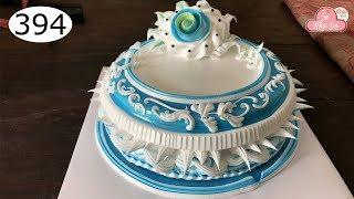 chocolate cake decorating bettercreme vanilla (394) Học Làm Bánh Kem Đơn Giản Đẹp - Tinh Xảo (394)