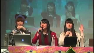 公開「生あいまいみー」 □出演 大坪由佳、内田彩、内田真礼、天津向. 20...