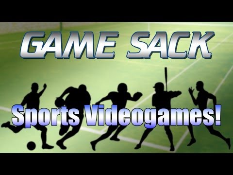 Sports Videogames! - Game Sack