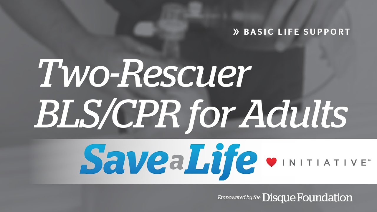 2b two rescuer blscpr for adults basic life support bls youtube two rescuer blscpr for adults basic life support bls 1betcityfo Gallery