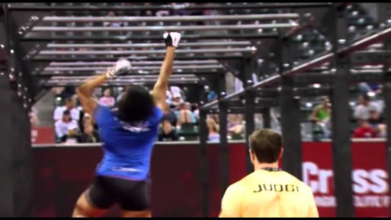 2011 Crossfit Games Day 2 Event 6 Youtube