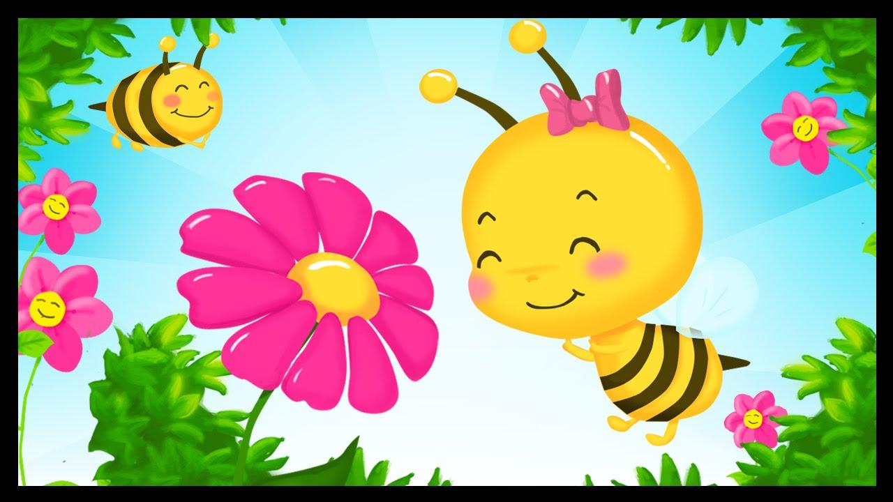 Bzz Bzz Bzz Le Chant Des Abeilles Chanson Pour Enfant