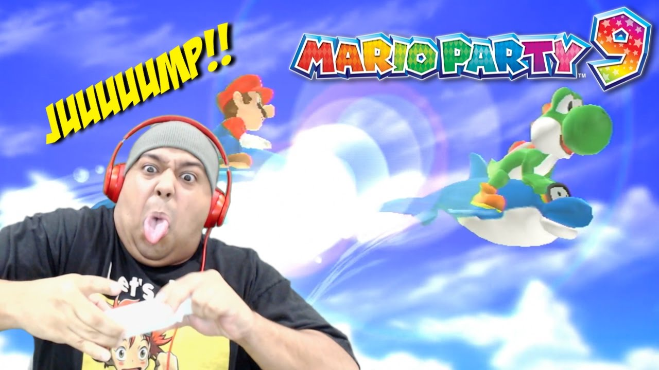 we-re-on-f-king-dolphins-mario-party-9-minigames-only