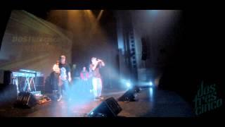 Dostrescinco - Chequea Mi Melodia - Sala Zitarrosa - Junio 2013