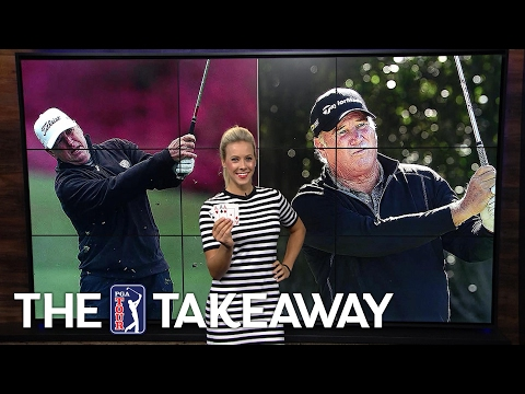 The Takeaway | 4 aces in 1 day, 17's eagle-fest & Chappell takes the lead
