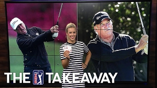 The Takeaway   4 aces in 1 day, 17's eagle-fest & Chappell takes the lead