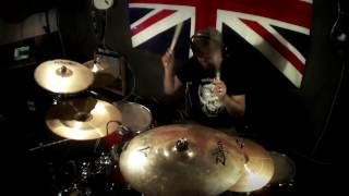 Rage Against The Machine–Testify (Drum cover by Sergey Gorsky)