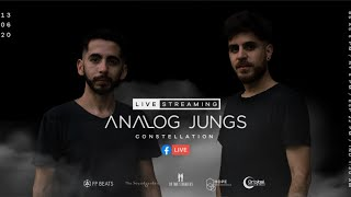 Analog Jungs live streaming @ Constellation 012